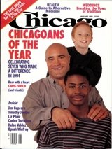 Chicagoan of the Year - Chicago Magazine
