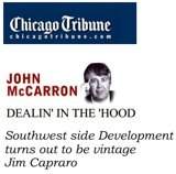 Dealin' In The 'Hood by John McCarron
