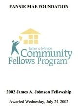 Fannie Mae - James Johnson Fellowship